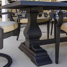 Aluminum Outdoor Dining Table Decorating Aluminum Patio Dining Table Ideas Patio Chair Furniture