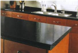 Black Marble Kitchen Countertops Prefabricated Kitchen Countertops