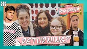 My mum tracy beaker sees dani harmer return, 19 years after she first played the fiery role created by children's author dame jacqueline wilson. List Of Tracy Beaker Returns Characters Wikivisually