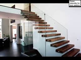 thrissur modern staircase glass railing designs staircase design ideas call 9400490326 you