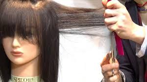 髪の削ぎ方セニング使い方方法アナタの担当美容師さんはどうやって