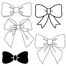 Christmas bow template svg, santa belt bow svg festive felt bow pdf, christmas svg files for cricut cut files, silhouette cut files Pin On Diy Crafting