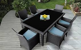patio furniture reviews. Ohana Outdoor Furniture Reviews Stylish Genuine Patio Wicker 7pc All Weather Dining Within 1 T
