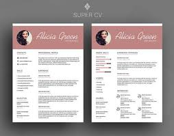 Best 33 Cv Template Resume Template Design And Usability Images On