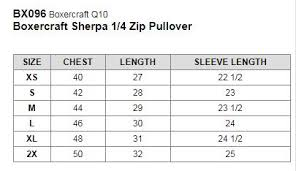 Comfort Colors Unisex Size Chart Sizing Chart