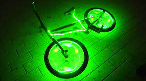 Bmx Bike Lights Crazy Bmx Led Parkour Tricks Woozy Bmx Video Magazine