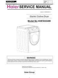 haier dryer wiring diagram wiring diagram detailed haier dryer hde5000aw service manual wd 8888 122 clothes dryer admiral dryer wiring diagram haier dryer