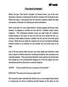 essay the devil s disciple by george bernard shaw gcse  the play amp quot the devil s disciple amp quot by bernard shaw