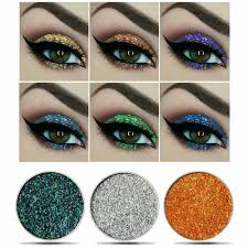details about niceface shimmer powder eyeshadow eyes pigment shiny eye shadow makeup new