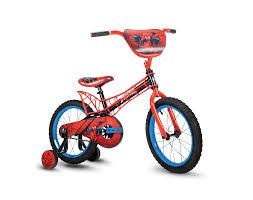 marvel ultimate spider man boys bike