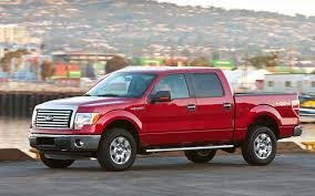 2011 Ford F-150 - Comparison Tests - Truck Trend