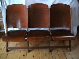 Vintage wooden furniture Valuable Vintage Wooden Folding Seats theaterauctionhouserusticwedding Sets Of Marblelinkinfo Wooden Folding Chairs Ebay
