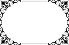 Cornici Decorative Da Stampare Cornici Per Fogli Da Stampare Cornice