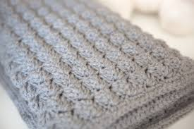 Crochet Baby Blanket Pattern Awesome Cozy And Free Baby Blanket Crochet Pattern Leelee Knits