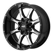 Amazon moto metal mo970 gloss black wheel machined with milled accents 17x8