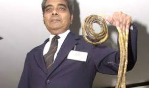 india s shridhar chillal sets guinness world records for longest fingernails on one hand buzz news india