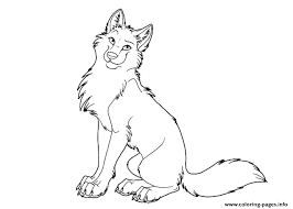 Wolves Coloring Pages Wolf Coloring Pages Free Printable Printable