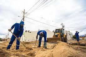 SAAE Juazeiro avança com obra para melhorar coleta de esgoto no bairro Novo  Encontro – Prefeitura de Juazeiro