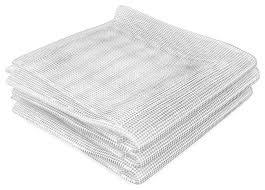 non slip rug pad rubber non skid gripper 5 x8 trim