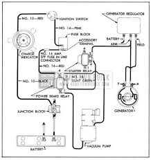 1954 buick wiring diagrams hometown buick 1954 buick power brake vacuum pump wiring circuit diagram