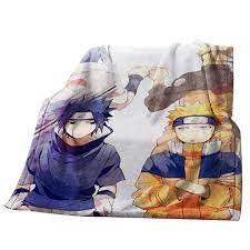 Naruto Shippuden Blanket Anime Superweiche