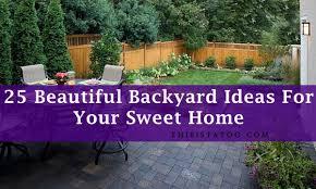 Purple Flower Plants For Backyard Garden Landscaping Around House Home Backyard