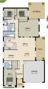 3 bedroom house plan 288kr oxen