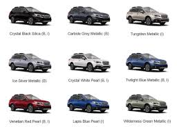 2018 subaru outback colors. beautiful outback 2018 subaru outback 36r all type on colors