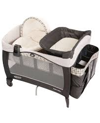 graco bedroom bassinet portable crib. a pack n play is good substitute for changing table crib and bassinet. graco bedroom bassinet portable