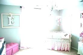 rug for nursery area rugs light pink room with name baby girl blue uk
