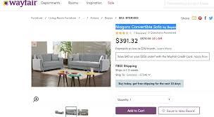 5 best sofa beds under 500