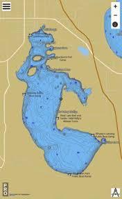 Lake Tohopekaliga Fishing Map Us_fl_lake_tohopekaliga