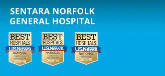 Sentara Norfolk General Hospital Sentara Healthcare