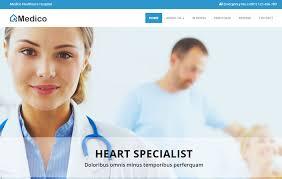 26 Latest Free Medical Website Templates 2019 Webthemez