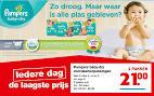 Luier aanbiedingen : Luiers in de aanbieding, vergelijk en bespaar Pampers acties en aanbiedingen, reclamefolder.nl