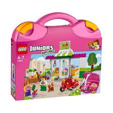 <b>Lego</b> Juniors <b>10684 чемоданчик</b> «супермаркет» - купить в ...