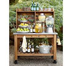 outdoor cart with wheels incredible delighful wicker bar view larger to patio i interior design 43