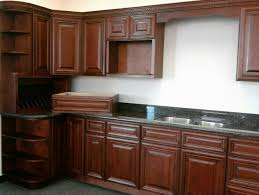 L Mahogany Maple Kitchen  Cabinet Construction