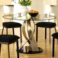 awesome round glass pedestal dining table table bases glass top dining regarding glass top pedestal dining table popular