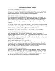 othello tragic hero essay what is a hero definition essay