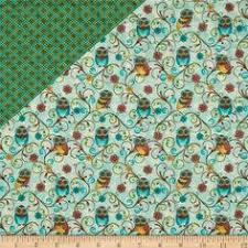 Designed for Fabri-Quilt, Inc., this double-sided quilted fabric ... & Michael Miller Coco Cabana Moroccan Lattice Aqua Adamdwight.com