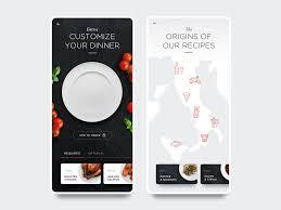 restaurant menu design app daily ui 10 food app restaurant menu by steve louk on dribbble