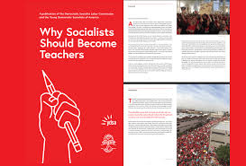 Democratic Socialists Pushing Pamphlet Urging Socialists To