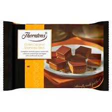 thorntons 10 mini caramel shortcake bites rrp 2 89 clearance xl 59p or 2 for