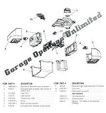 liftmaster garage door opener parts. Garage Door Opener Parts Genie Replacement . Liftmaster