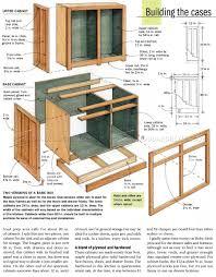 kitchen cabinets plans