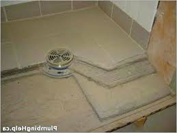 tile over shower pan positive building shower pan tile shower pan building shower base curb ngww