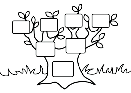Drawing A Family Tree Template Farewell Letter Drawing A Family Tree Templatesimple Email