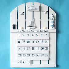 perpetual wall calendar calendars wooden html