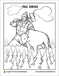Small Picture Pecos Bill Coloring Page Pecos bill Worksheets and Tall tales